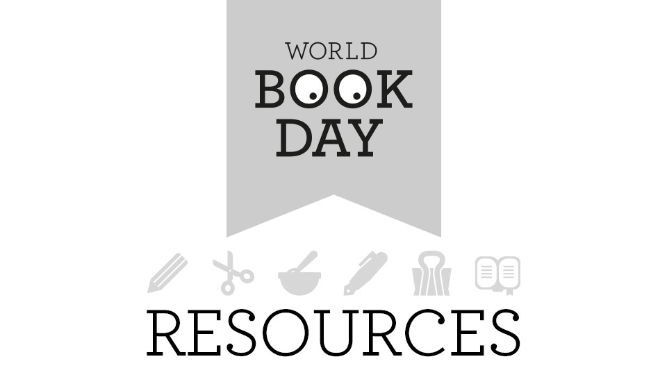 World Book Day: Make Your Own Book – KS1