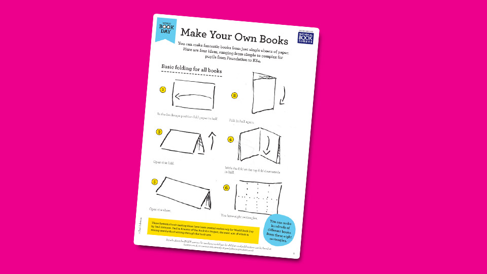Make a Book: KS1