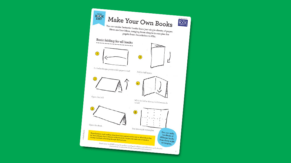 Make a Book: KS2