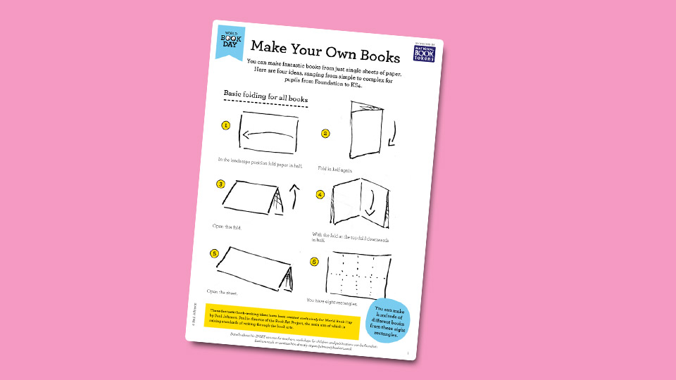 Make a Book: KS3